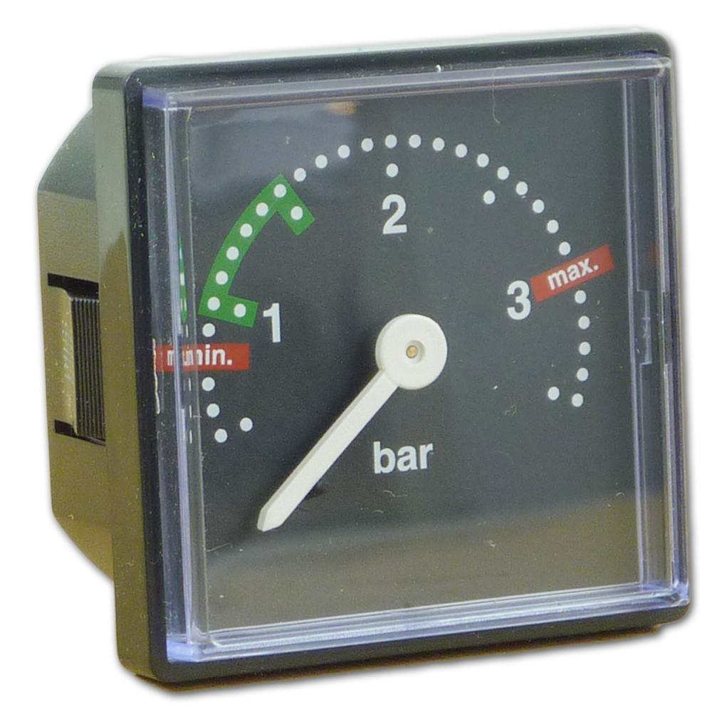 vaillant heizung manometer 101250 ebay. Black Bedroom Furniture Sets. Home Design Ideas